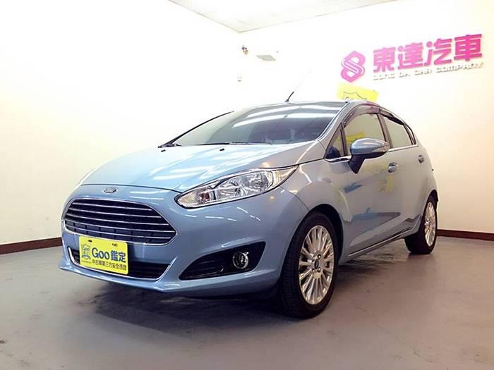 福特-ford-fiestar-台南東達二手中古汽車--001