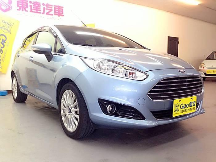 福特-ford-fiestar-台南東達二手中古汽車--003