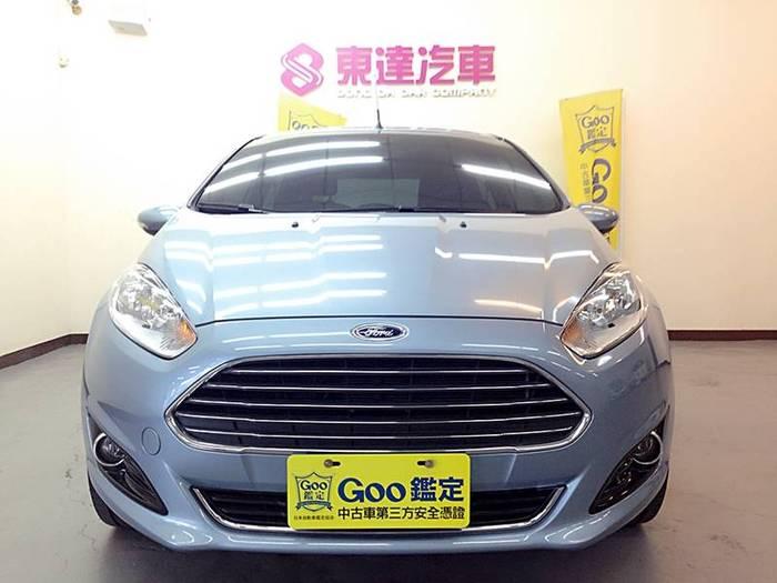 福特-ford-fiestar-台南東達二手中古汽車--002