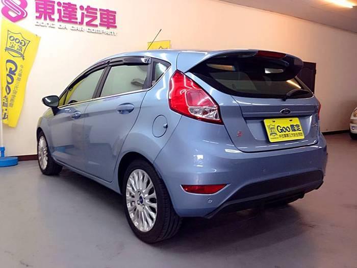 福特-ford-fiestar-台南東達二手中古汽車--013
