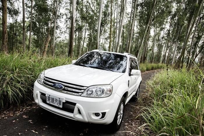 台南東達中古二手汽車-ford-escape-福特-001