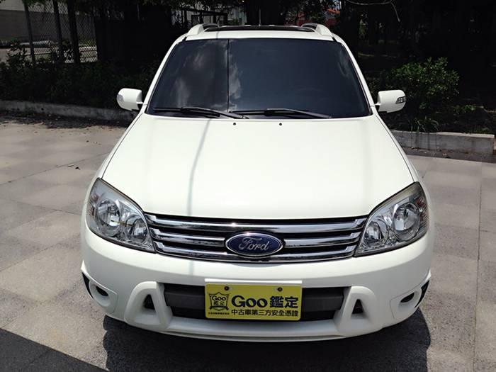 福特-ford-escape-台南東達二手中古汽車--002
