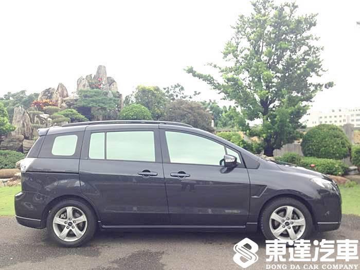 台南中古車-福特-ford i-max-東達二手汽車--004