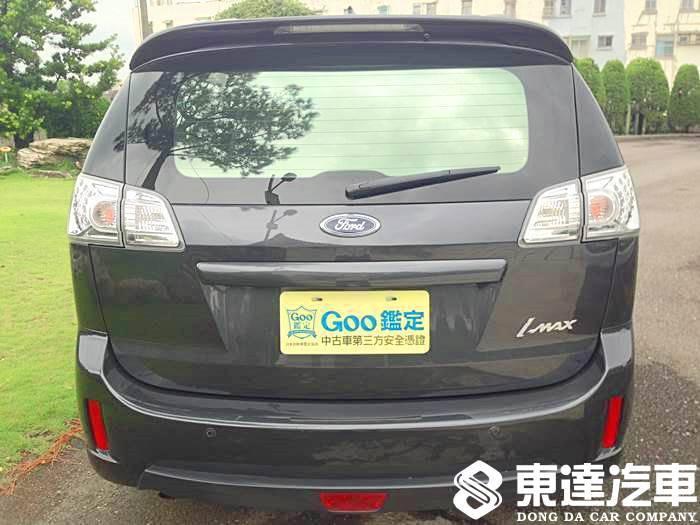 台南中古車-福特-ford i-max-東達二手汽車--006