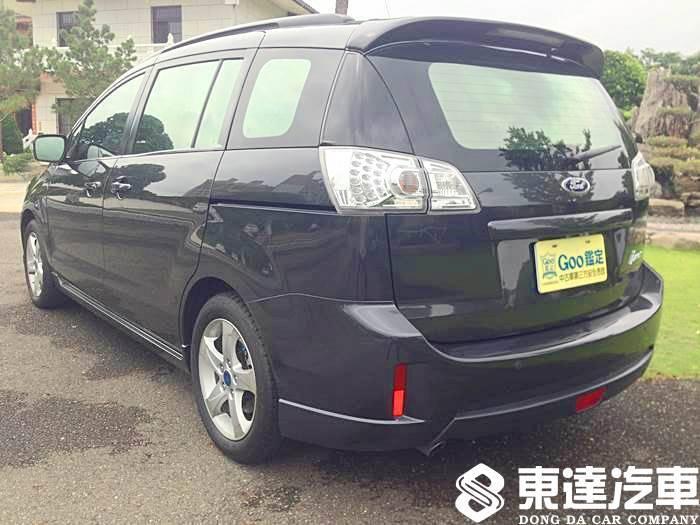 台南中古車-福特-ford i-max-東達二手汽車--007