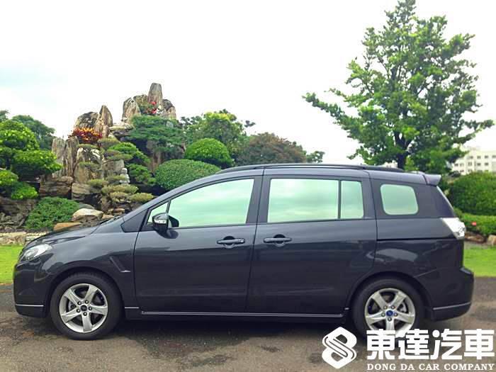 台南中古車-福特-ford i-max-東達二手汽車--008