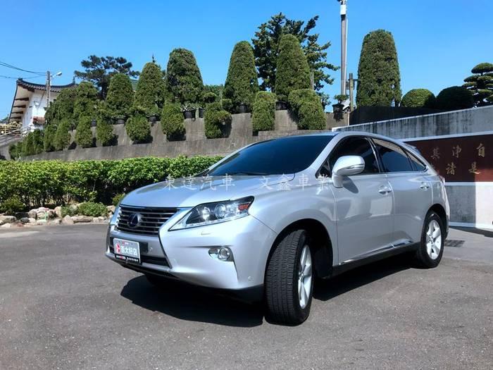 lexus rx450 2012年-06