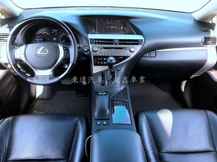lexus rx450 2012年-23