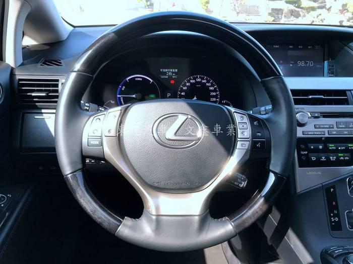 lexus rx450 2012年-25