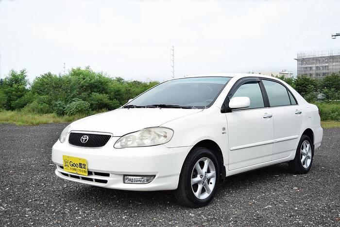 豐田 altis 2003年 字-05