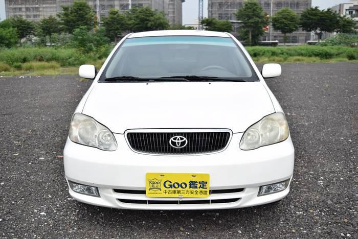 豐田 altis 2003年 字-06