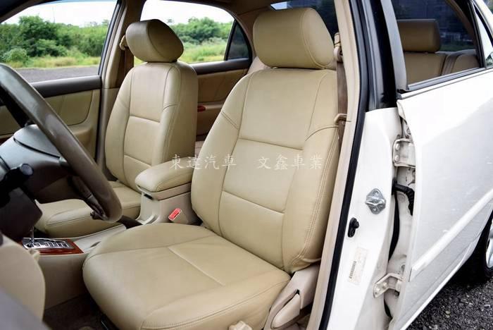 豐田 altis 2003年 字-14