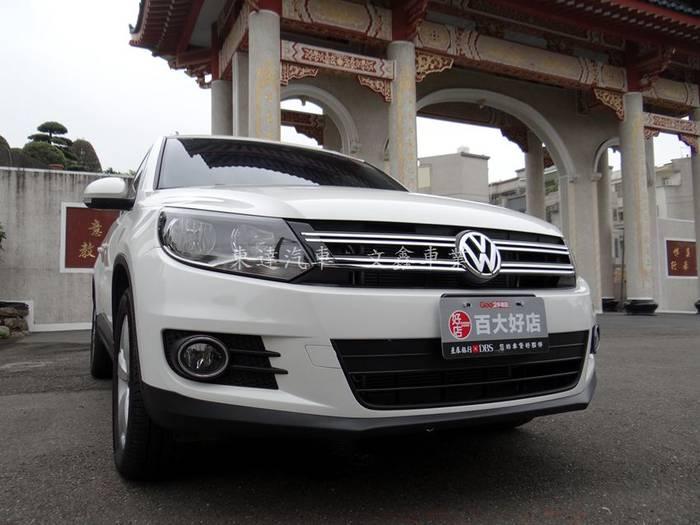 福斯tiguan 2011年-07
