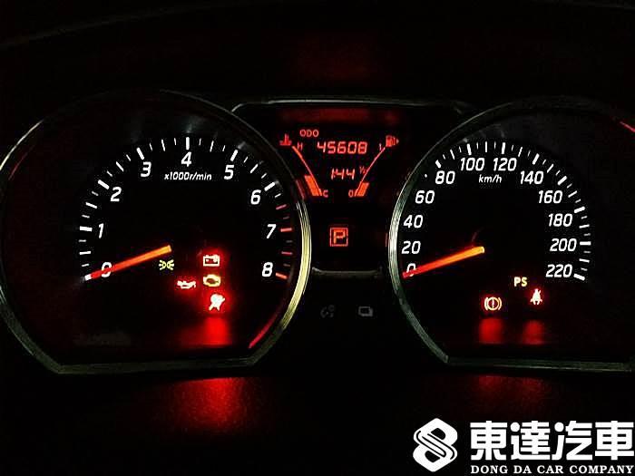 台南中古車-台南二手車-nissan-日產-livina-東達汽車-二手車台南-中古車台南-015