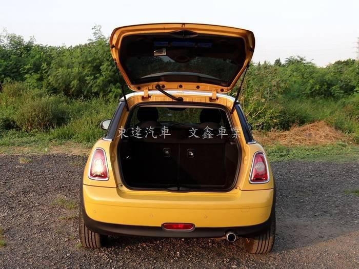 2008年 mini cooper 字-13