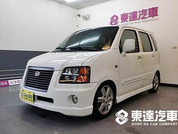 台南SUZUKI二手車